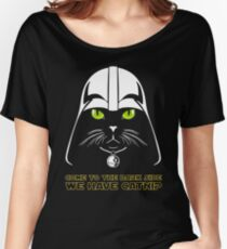 Come to the Dark Side Women's Relaxed Fit T-Shirt