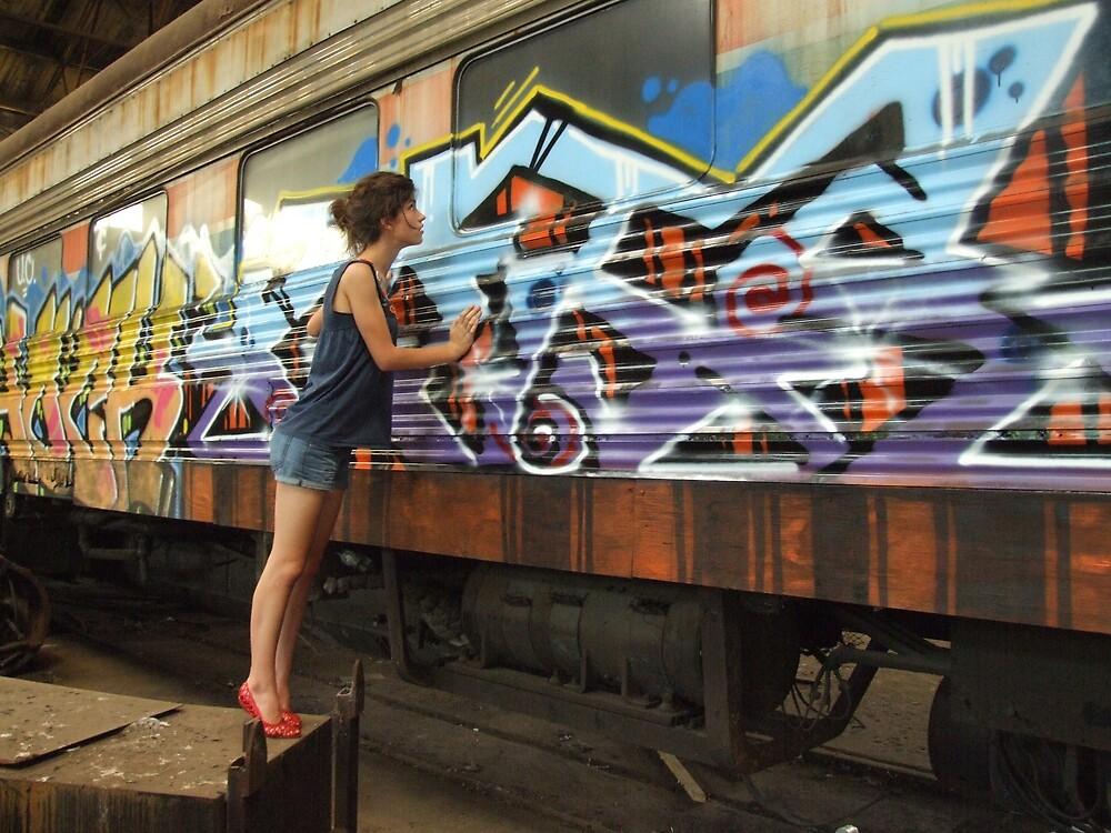 en[train]ced by gracecaptured