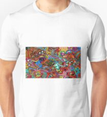 Psychedelic Mix T-Shirt