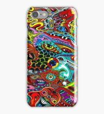 Psychedelic Mix iPhone Case/Skin