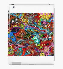 Psychedelic Mix iPad Case/Skin