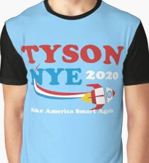 Tyson Nye Graphic T-Shirt