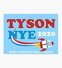 Tyson Nye Photographic Print