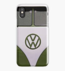 Vintage Kombi iPhone Case