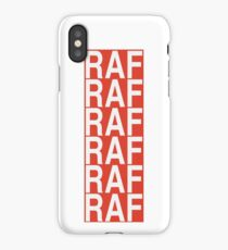 RAF A$AP Mob iPhone Case/Skin