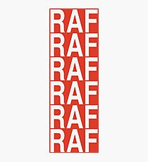 RAF A$AP Mob Photographic Print