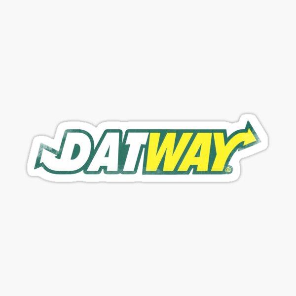 Datway Sticker