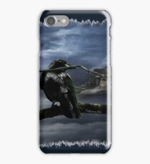 """Quoth The Raven, """"Nevermore"""" iPhone Case/Skin"""