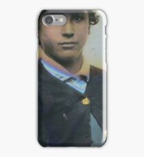 Young soldier from the Civil War, Union Army. iPhone Case/Skin