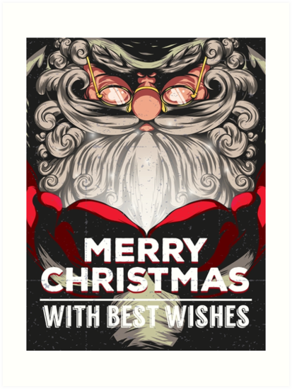 Merry Christmas! With best wishes! by megaspy