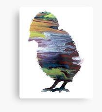 Chick Metal Print