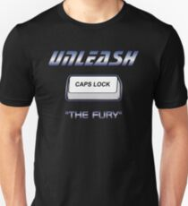 Unleash the Fury Unisex T-Shirt