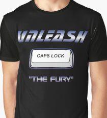 Unleash the Fury Graphic T-Shirt