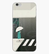 let it rain iPhone Case
