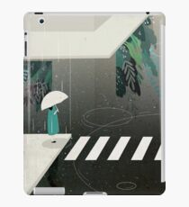 let it rain iPad Case/Skin