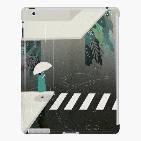 let it rain iPad Snap Case