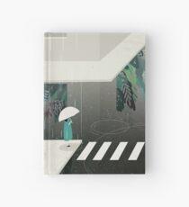 let it rain Hardcover Journal