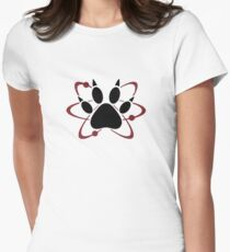 The Walking Dead - Atomic Paw Tailliertes T-Shirt