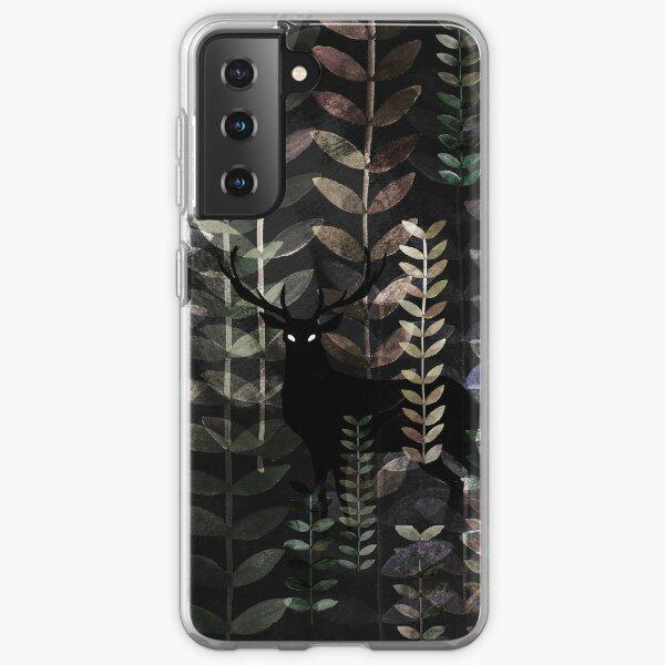 glass forest Samsung Galaxy Soft Case