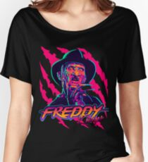Freddy Krueger StayRad! Women's Relaxed Fit T-Shirt