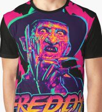 Freddy Krueger StayRad! Graphic T-Shirt