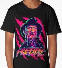 Freddy Krueger StayRad! Long T-Shirt
