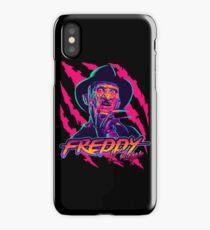 Freddy Krueger StayRad! iPhone Case/Skin