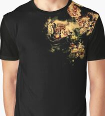 roses blooming in the smoke Graphic T-Shirt