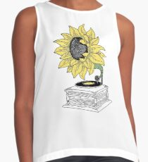 Singing in the sun Contrast Tank