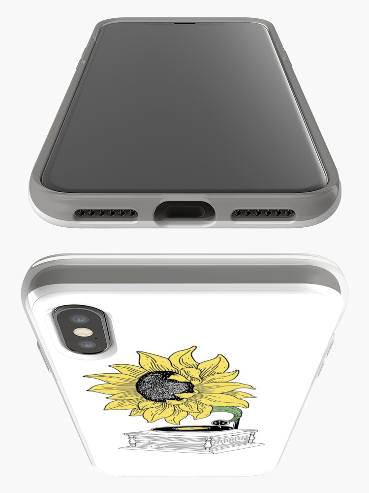 Alternate view of Singing in the sun iPhone Case & Cover