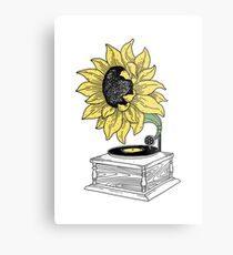 Singing in the sun Metal Print
