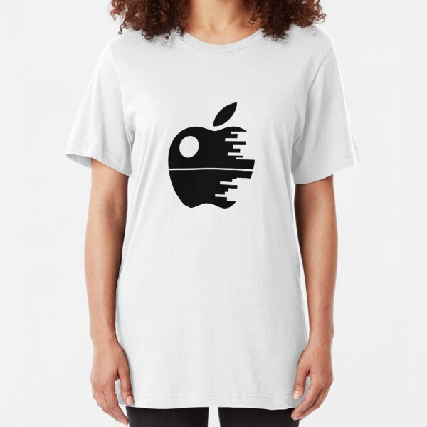 The Death Apple Slim Fit T-Shirt