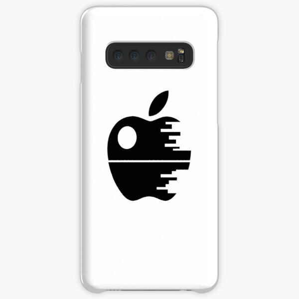 The Death Apple Samsung Galaxy Snap Case