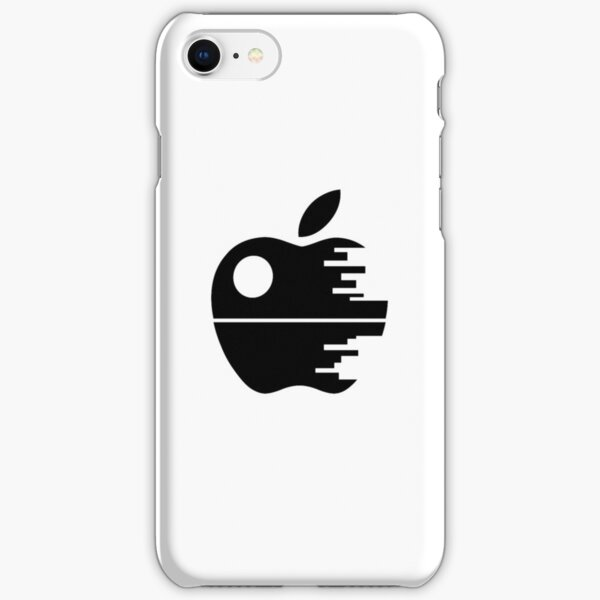 The Death Apple iPhone Snap Case