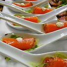 Hors d'œuvre - Smoked Salmon - Christchurch NZ by AndreaEL