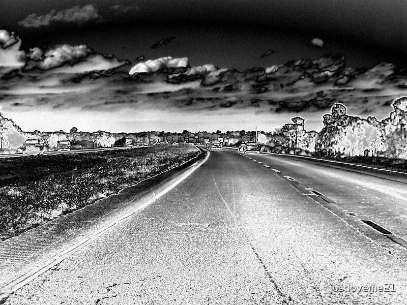The Road by justloveme21