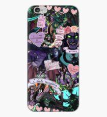 Illidan Stormrage - Collage iPhone Case