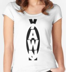 Yawn Women's Fitted Scoop T-Shirt