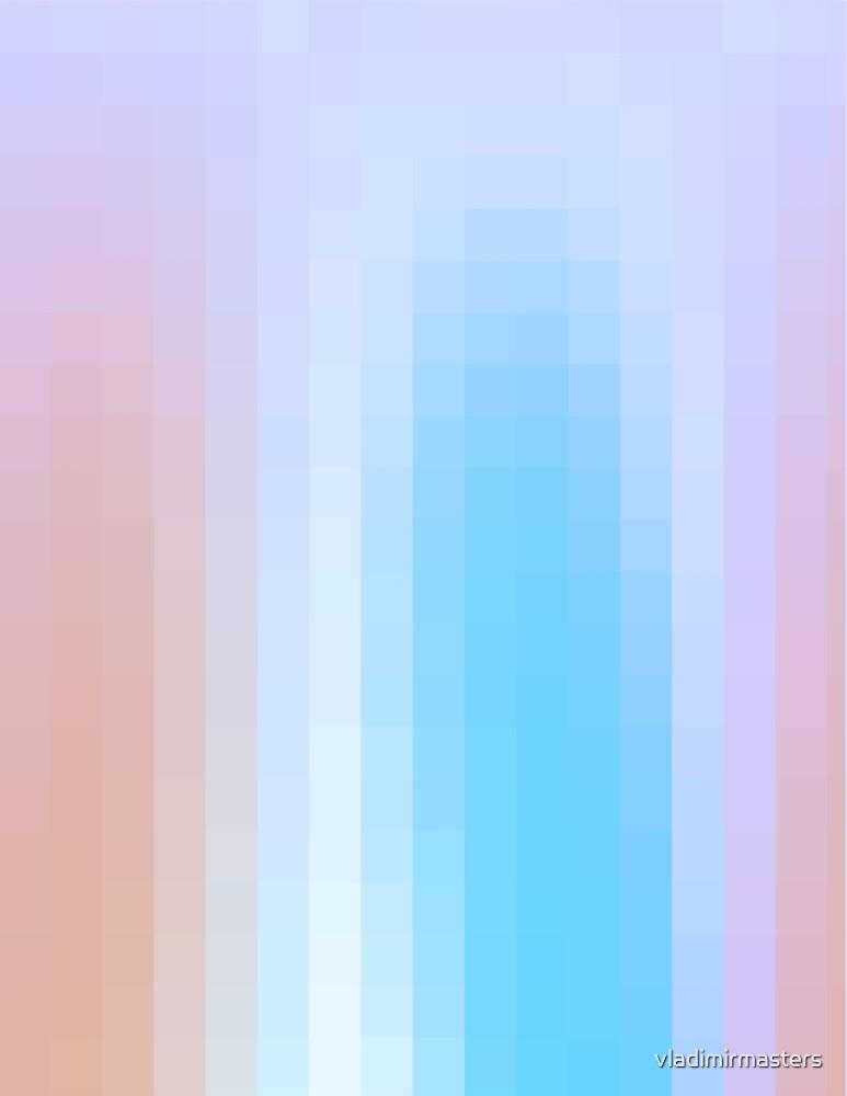 Pixel Sunrise by vladimirmasters