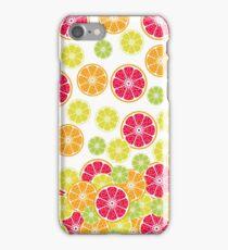 Citrus slices iPhone Case/Skin