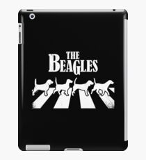 The Beagles Shirt iPad Case/Skin