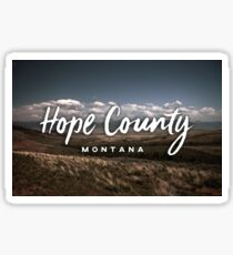 Far Cry 5 Hope County Sticker