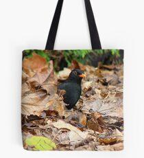 Did you Knock? - Blackbird - Gore NZ Tote Bag
