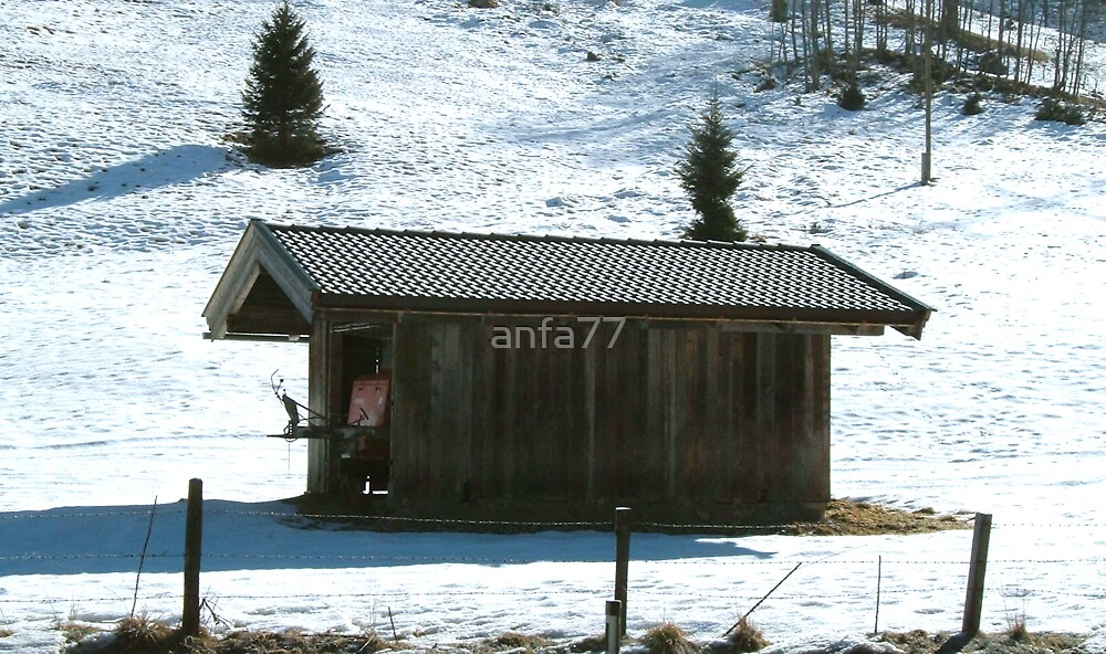 austrian shed by anfa77