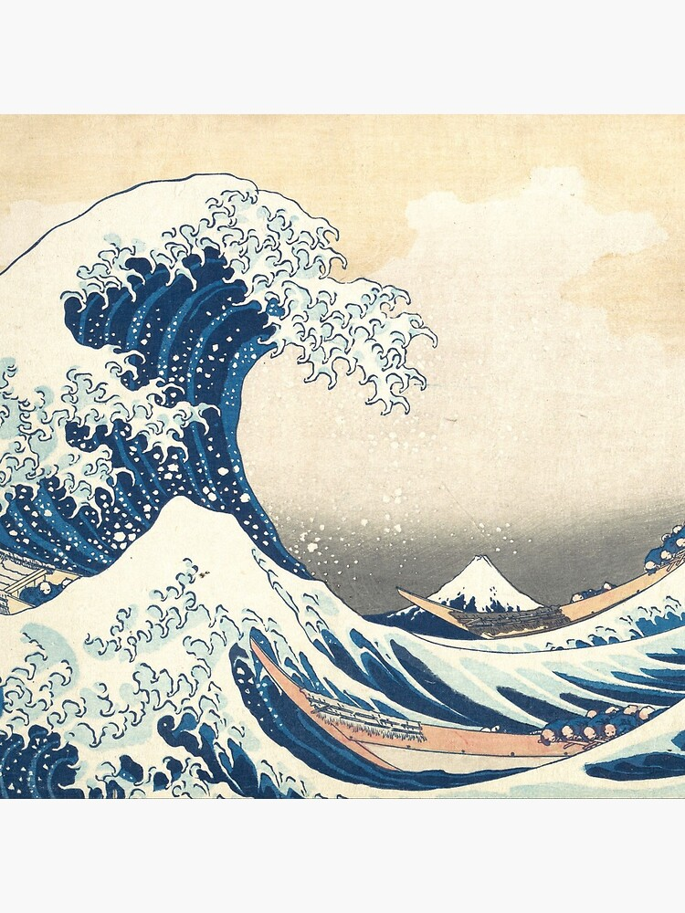 The great wave by Coriusca