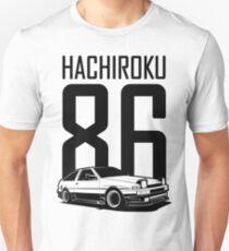 Toyota AE86 Hachiroku Unisex T-Shirt