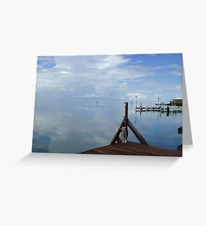 Laguna Madre Greeting Card