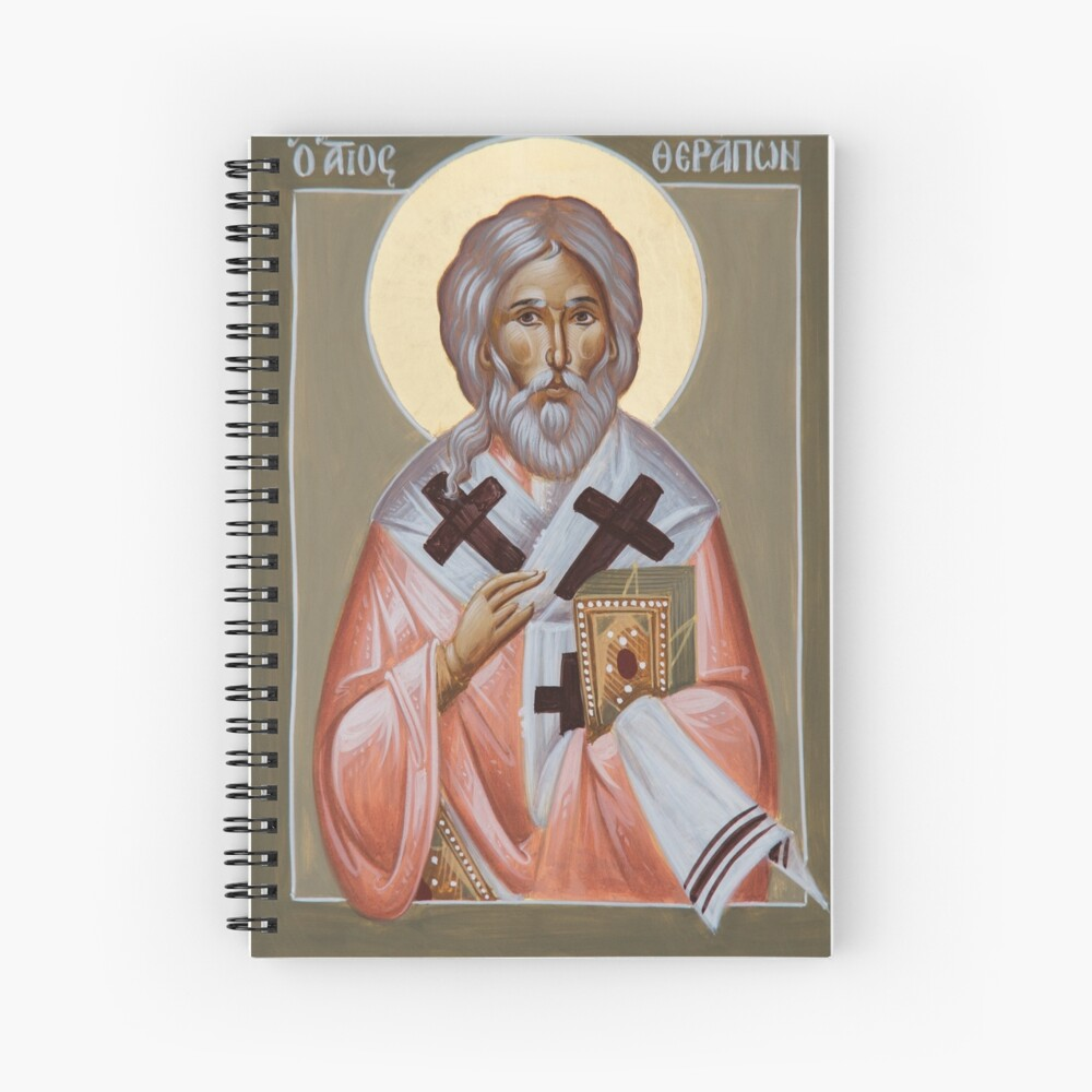 St Therapon Spiral Notebook