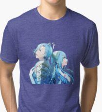 Family song - Fire Emblem Fates Tri-blend T-Shirt