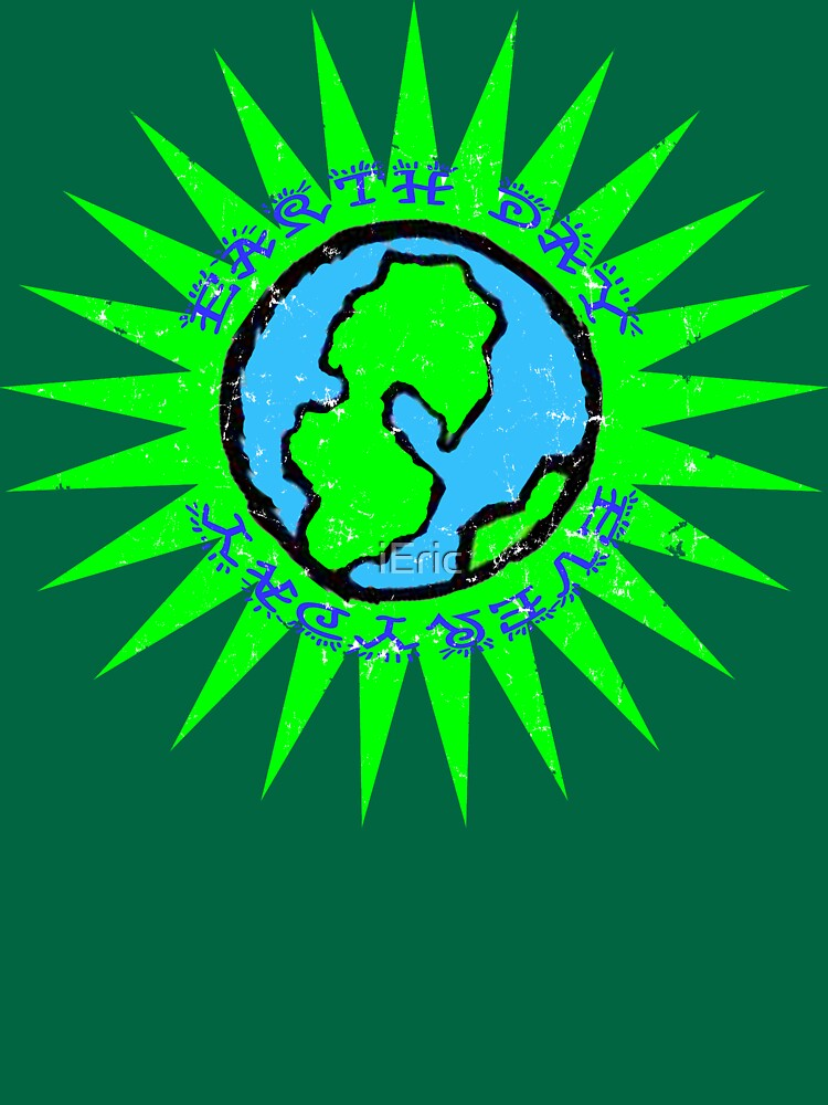 Earth Day Everyday t shirt by frittata